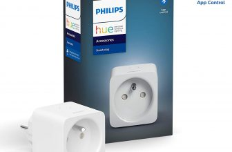 Philips Hue Smart Plug Review: the socket connected to control any lamp (and not only!)