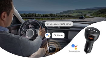 Anker Roav Bolt Google Assistant Review: drive your house by voice from your car!