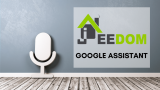 Control Jeedom by voice with Google Assistant