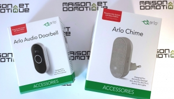 Arlo Audio Doorbell Connected Review